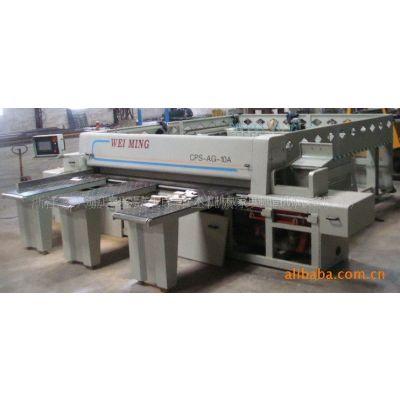 供应电脑裁板机裁板锯电子开料锯卫民机械新机系列CPS-AG-10A