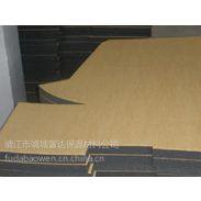 供应单面带胶橡塑和PE保温板
