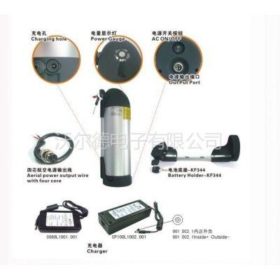 供应厂家供应48V\\36V\\24V水壶款锂电动自行车专用动力型锂电池