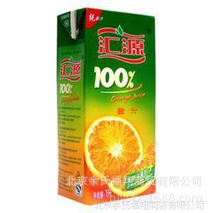 汇源橙汁1L*12/箱 饮料汇源果汁系列饮料酒水批发