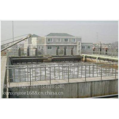 污水处理设备型号_诸城坤鑫机械(图)_污水处理设备规格