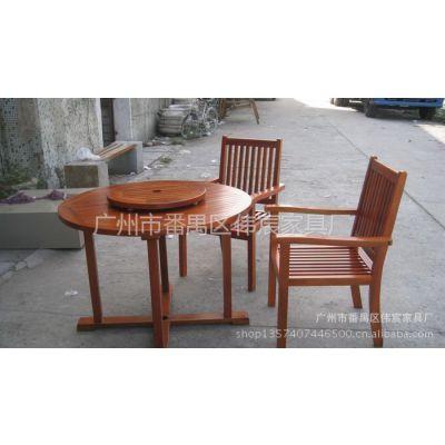 供应户外木制家具厂批发零售实木户外家具、休闲家具、新款式可订做