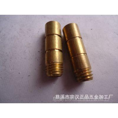 厂家直销供应小五金加工不锈钢六角接头机加工铜件铁铝机械加工