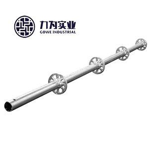 承插型盘扣脚手架生产厂家 九为集团企业 值得信赖