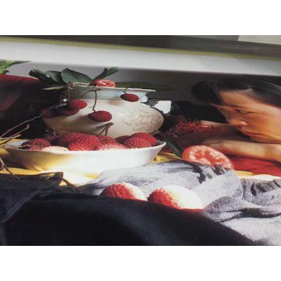 东莞皮革数码印花加工厂|深圳真皮热转印烫画|PU皮革裁片UV打印