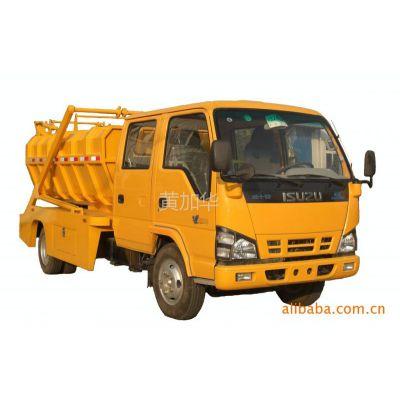 供应提供摆臂式全自动后装式垃圾车.污泥运输车市政和环境卫生机械