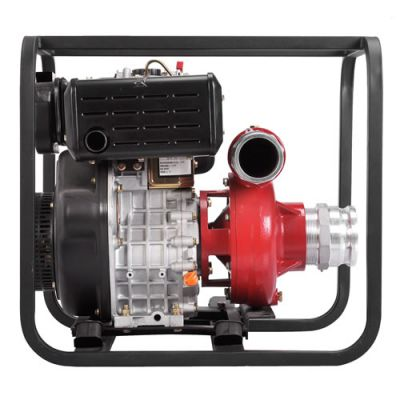 4寸柴油机高扬程水泵66米扬程