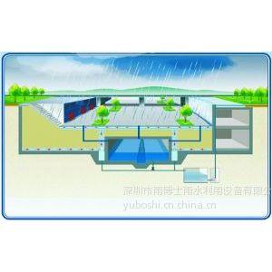 供应供应湖北雨水收集利用系统建筑小区专用雨水蓄水池