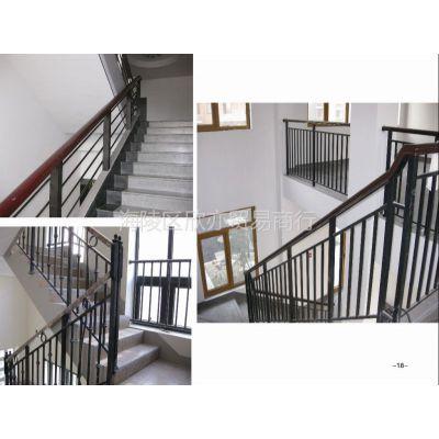 供应鹤山热镀锌楼梯扶手 设计新颖的楼梯扶手 安全耐用的楼梯扶手 楼梯扶手价格