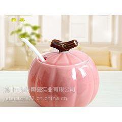 潮州的雅泰创意欧式陶瓷调味罐调味瓶,品质优良的是哪家 时尚调味罐