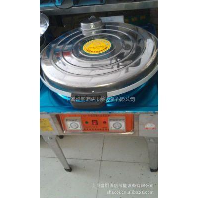 供应上海吴联商用电饼铛YXD-80型自动恒温电饼铛有不沾层烤 烙饼机