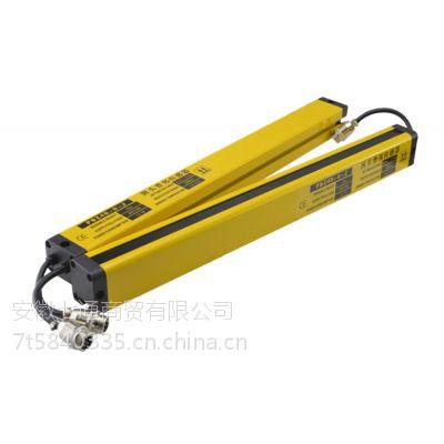 芜湖安全光幕栅 46810121620个点光幕传感器 冲床安全光电保护器 机床护手红外线保护装置 4
