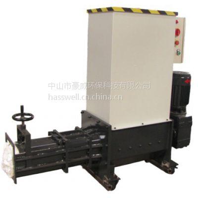 供应广东广州泡沫回收设备,冰箱泡棉压缩机