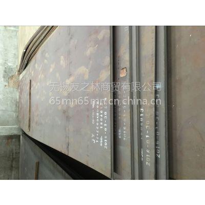 无锡友之林销售65Mn钢板、45#薄板、60Si2mn弹簧钢板、电话13901514422