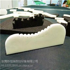 全新床垫海棉切割机 沙发海绵切割设备 恒坤全自动异型海绵切割机床