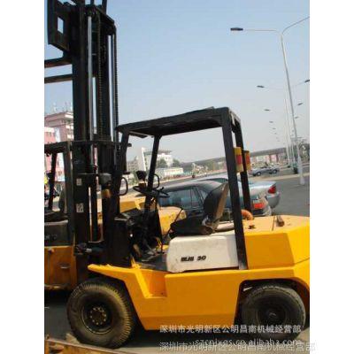 深圳供应二手叉车2T,杭州2T二手柴油叉车优惠出售