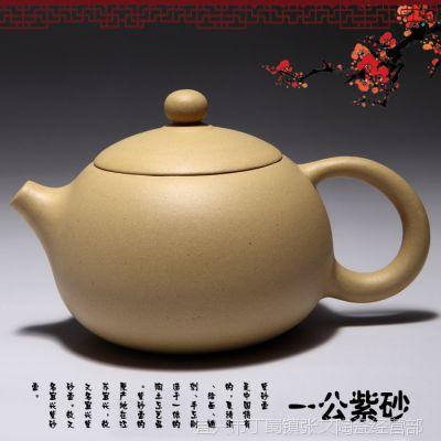 自产自销厂家批发宜兴紫砂壶原矿手工紫砂壶精品高档茶具西施茶壶