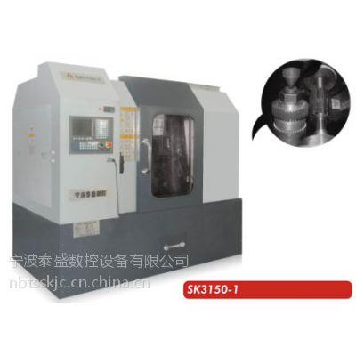 精密加工滚齿机主要应用于机床