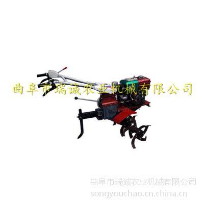 瑞诚汽油型微耕机 供应优质多功能 树木种植微耕机