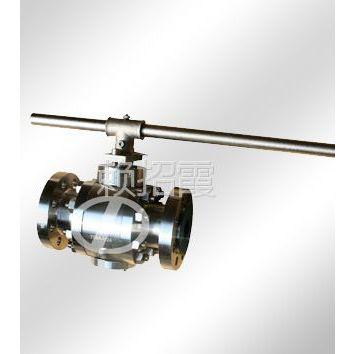 供应高温高压锻钢球阀 金属硬密封球阀