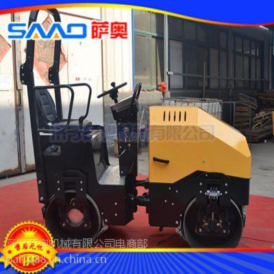 小型一吨压路机自产自销 现货优质一吨压路机价格 压路机厂家
