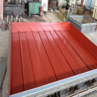 齐鑫低价直销圆风门 烟气脱硫挡板门 质量可靠