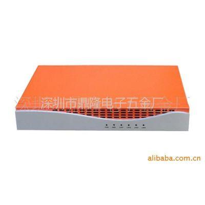 供应拓普龙铝面板1U240防火墙机箱,工控机箱