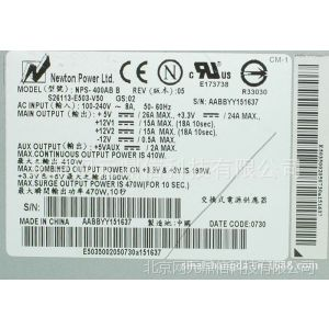 供应NPS-400AB  B 400W 带6P显卡接口 富士通服务器|工控机电源批发