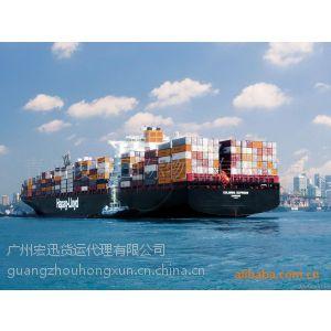 供应货物中国-悉尼海运海运需要多长时间