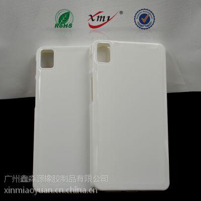 工厂供应BQ 4.5布丁手机保护套 硅胶二合一手机套