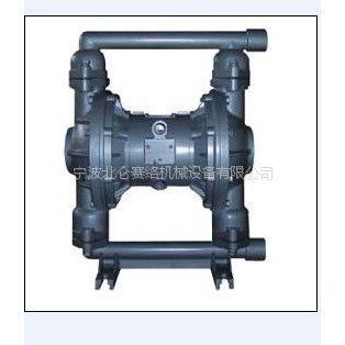 供应QBK-25/-40/-50气动隔膜泵 (铸铁配丁腈)
