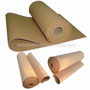 供应彩色软木板 碳化软木板 软木卷材