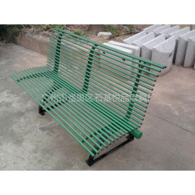 供应番禺步行街休闲椅 广州购物广场休息座椅 天河又一城铸铁休闲椅