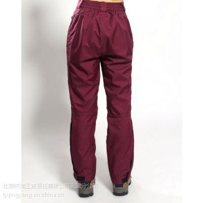 低价裤子批发、冲锋裤批量生产、男式冲锋裤定做