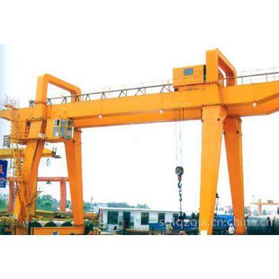供应供应MG型电动双主梁门式起重机龙门吊50吨/20t的价格