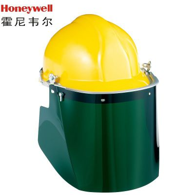 霍尼韦尔1002330 SUPERVIZOR 气焊防酸碱化学 防冲击 面部防护 面屏