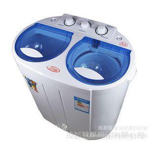 特价小鸭半自动双桶洗衣机XPB32-932S 带甩干 正品塑料外桶不生锈