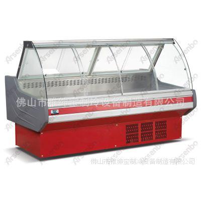 SG-20 保鲜熟食柜 饭店保鲜柜 凉菜保鲜柜 超市冷柜厂家