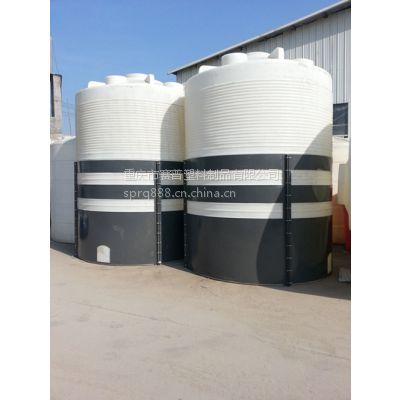 供应原水预处理水箱 30吨PE水箱 太原水箱厂家
