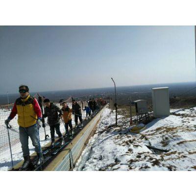 天津滑雪魔毯/滑雪场、戏雪场魔毯成为雪季大亮点