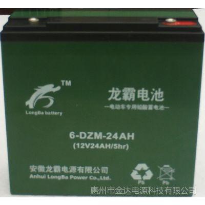 厂家批量供应绿源小龟电动车电瓶12V12AH电池