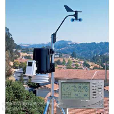 内蒙古供应 DAVIS 功能强大 Vantage Pro2无线自动气象站