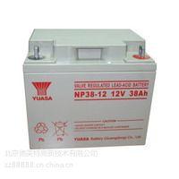 济南YUASA汤浅蓄电池|NP系列参数报价|【代理商】