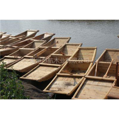 传统小木船 手划木船 务农手划木船