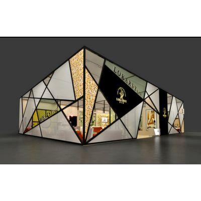 供应展会特装展台设计制作与搭建-广州尚五堂展览服务有限公司