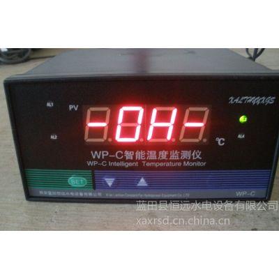 供应水机轴瓦温度监测仪WP-C智能温控仪说明书、数量