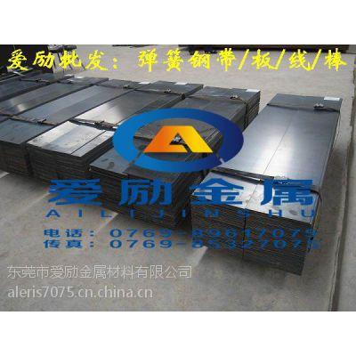 SUP6全硬锰钢带 进口锰钢板 发蓝锰钢板
