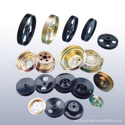 供应禹州金来铸件 大量生产销售机床附件 质量保证 皮带轮【图】