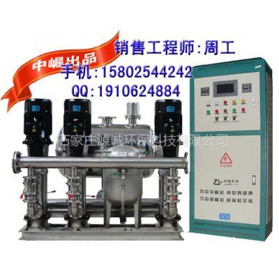 供应南昌自动稳压供水设备,襄樊水泵控制系统原理,心多大,梦多远,供水找中崛