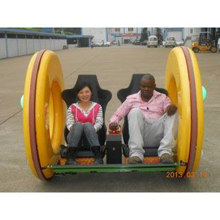 供应大型游艺机乐吧车 两轮平衡车 乐吧车生产厂家